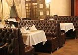 Диван для кафе и ресторана трехместный ЛЮДВИГ. Мягкая мебель для кафе и ресторанов, фото 7