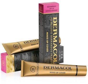 Тональный крем Дермакол Dermacol Оттенок 211 Светлый с розовым оттенком реплика