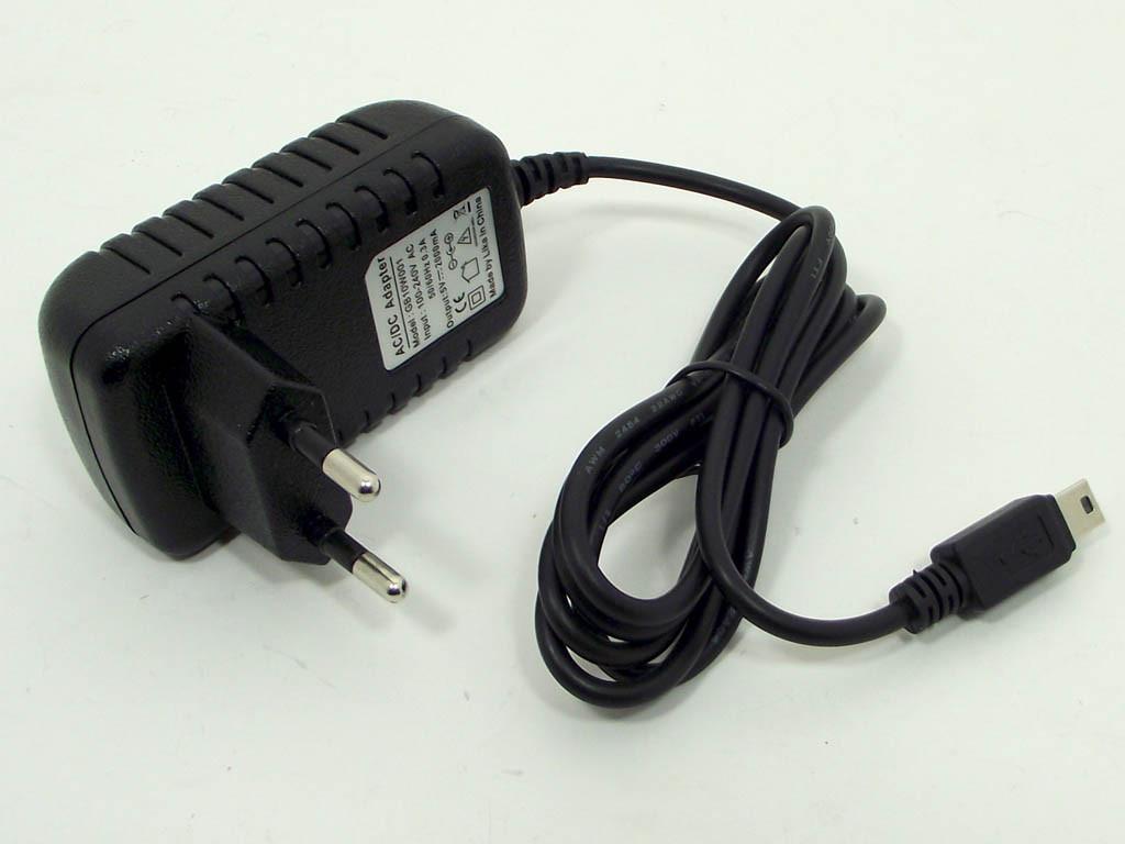 Блок питания для планшетного ПК 5V 2A 10W (miniUSB). Зарядное устройст