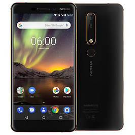 Nokia 6 2018 Чехлы и Стекло (Нокиа 6 18)