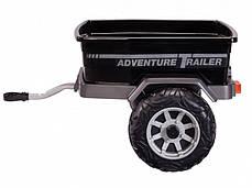 Прицеп Peg-Perego Adventure Trailer для детского электромобиля джипа Peg-Perego, фото 3