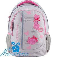 Женский школьный рюкзак Kite Junior K18-855M-1 (5-9 класс), фото 1