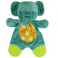 Плюшевые игрушки-прорезыватели Мягкие друзья Bright Starts 3 в ассортименте