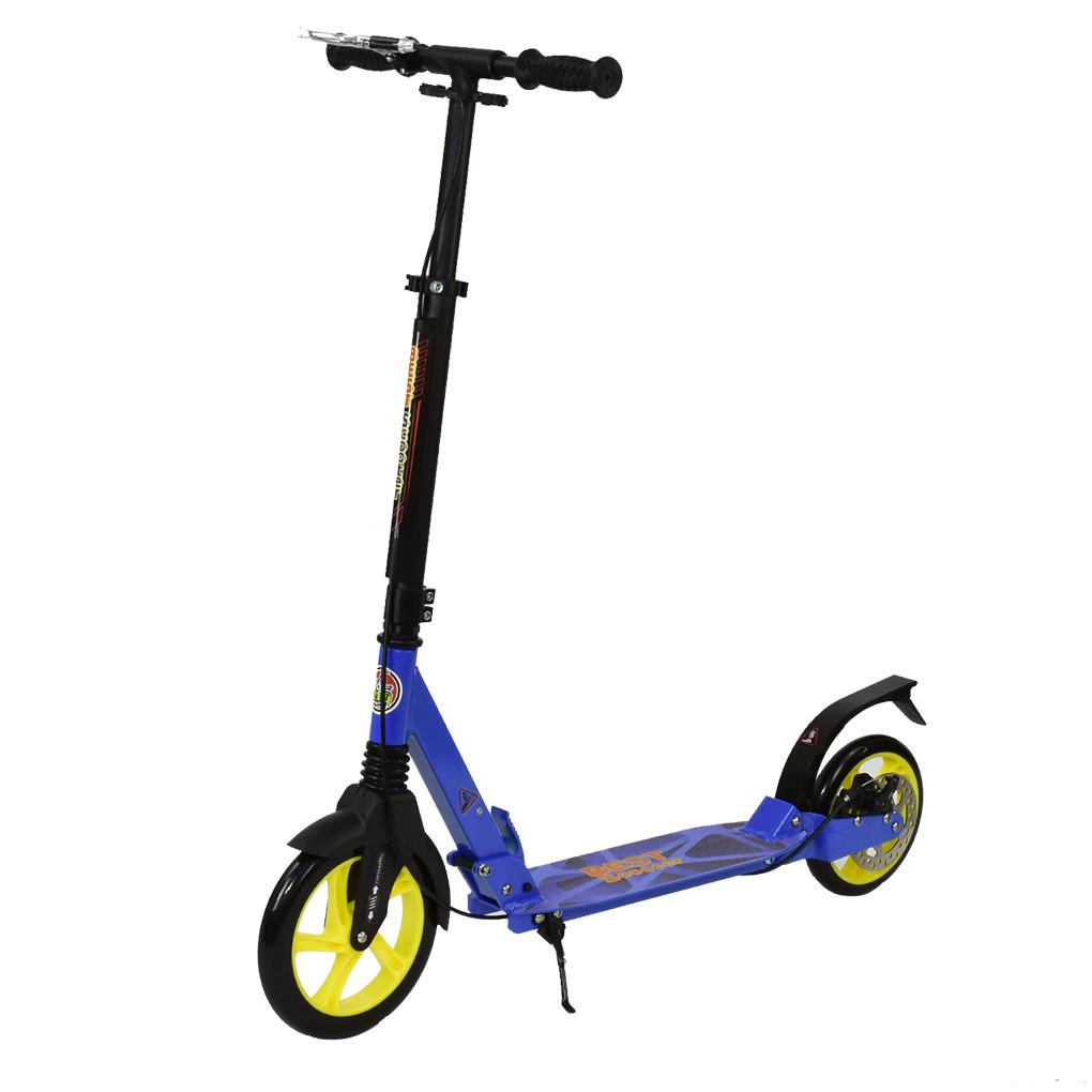 Самокат Best Scooter 00149 Синий 66049