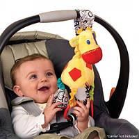 Подвесная развивающая игрушка Жираф Bright Starts