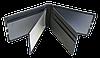 Кожаная обложка для прав Carrs с логотипом FORD черная (FO03), фото 9