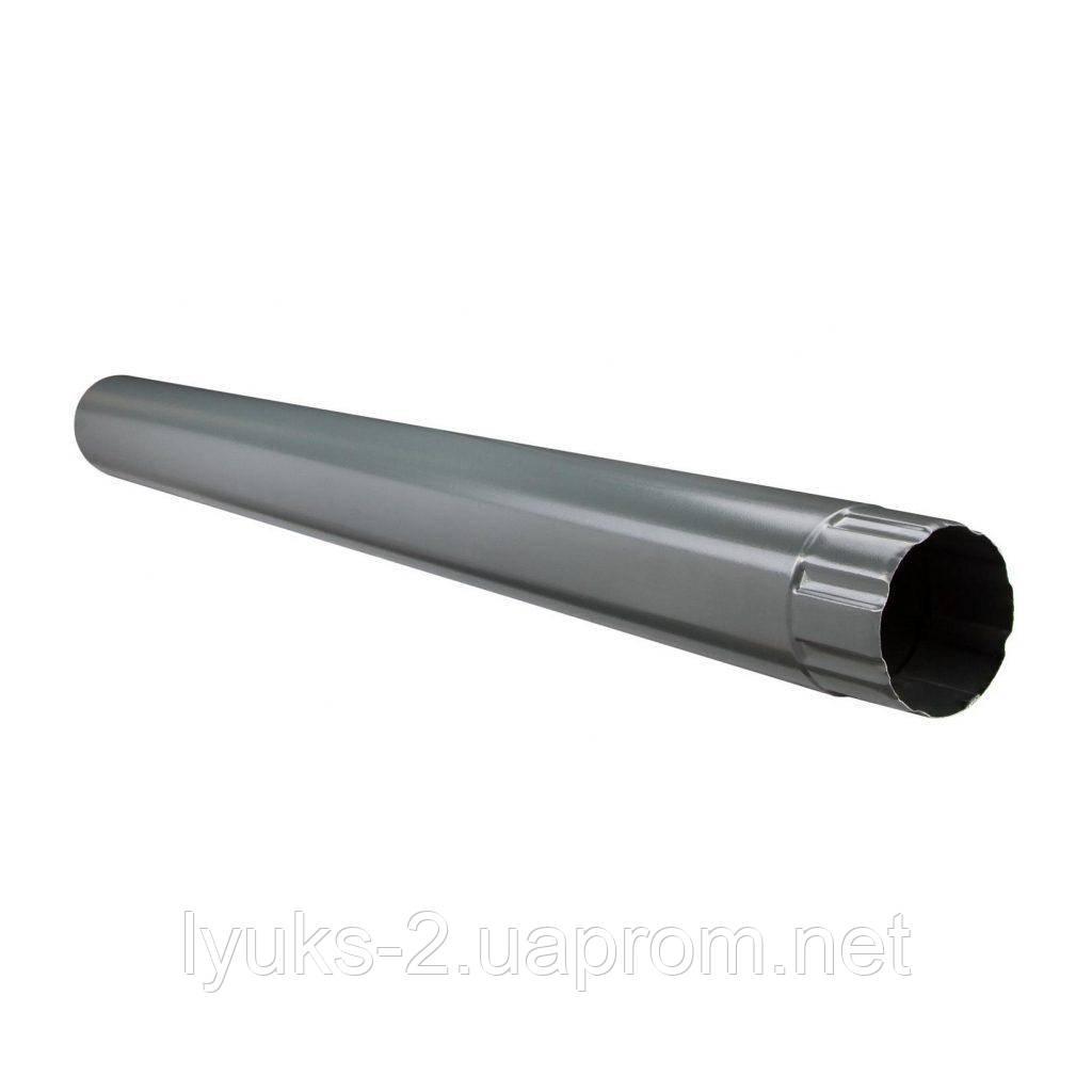 Труба Aqueduc сливная  Ф=87мм. Длина1м