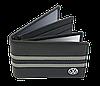 Шкіряна обкладинка для прав Carrs з логотипом VOLKSWAGEN чорна (VW04), фото 3