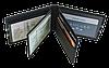 Шкіряна обкладинка для прав Carrs з логотипом VOLKSWAGEN чорна (VW04), фото 7