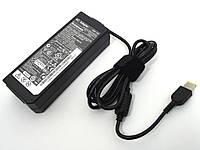 Блок питания Lenovo 20V 4.5A 90W (USB+pin) ORIG1.  Разъем прямоугольный желтый (ADLX90NLC3A). LENOVO G500, G510, Z500, Z510,  Y500, Y510.