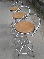 Стулья барные б/у, Стулья для кафе б у, стулья высокие барные б у
