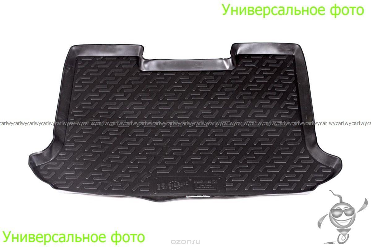 Коврик в багажник на Skoda Superb II UN (09-)