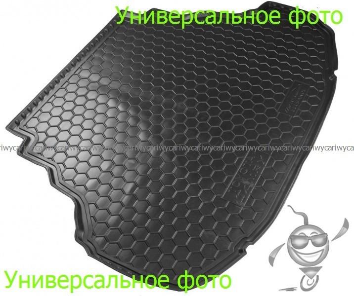 Коврик багажника SKODA SuperB (2008-) (лифтбэк) Avto-Gumm