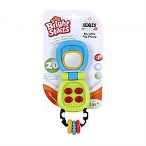Мобильний телефон со светом и звуком Bright Starts