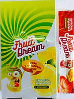 Конфеты жевательные с ароматом лимона + витамин С 18шт/270гр