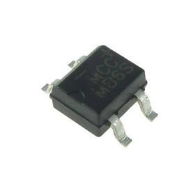 Чіп MB6S SMD діодний міст 0.5 A, 600В, SOP4