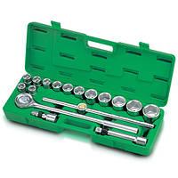 Набор инструментов 3/4'' для грузовиков 17 ед.,(GCAI1701) TOPTUL