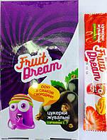 Конфеты жевательные с ароматом смородины + витамин С 18шт/270гр