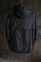 Ветровка женская Adidas.Черная,плащевка , фото 3