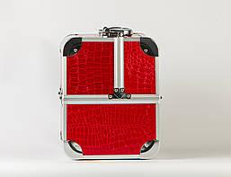Кейс для визажиста красный, фото 3