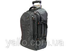 Универсальный рюкзак-сумка  на 2-х колесах Airtex 560 Малый