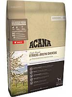 Acana (Акана) Adult Free-Run Duck гипоаллергенный корм для собак с уткой, 6 кг
