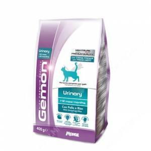Gemon Cat Urinary корм для профилактики мочекаменной болезни для взрослых кошек, 1.5 кг