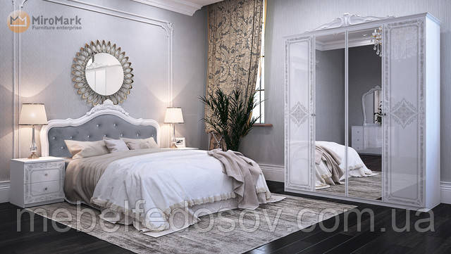 Модульная спальня Луиза (Миро Марк/MiroMark)