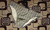 Плавки мужские Atlantic beach черно-белый
