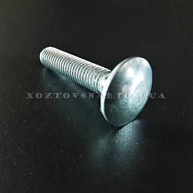 Болт мебельный (din 603) М5х40 мм