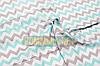 Бязевая тонкая пелёнка (польская бязь) 90х80 см детская для пеленания новорожденного в роддом 4062 Белый 2