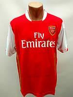 Футболка красно-белая Arsenal
