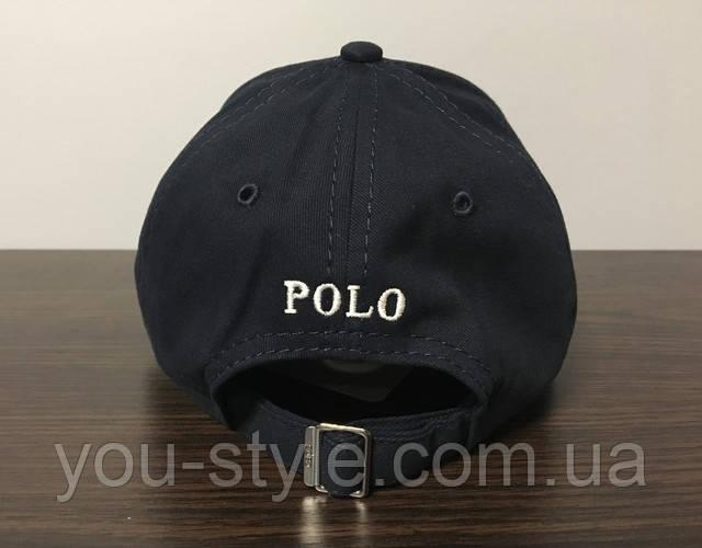 Бейсболка Polo