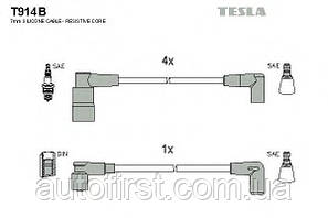 Tesla T914B Высоковольтные провода Volvo