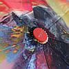 Зонт складной de esse 3130 автомат, цвет Фламенко, фото 2