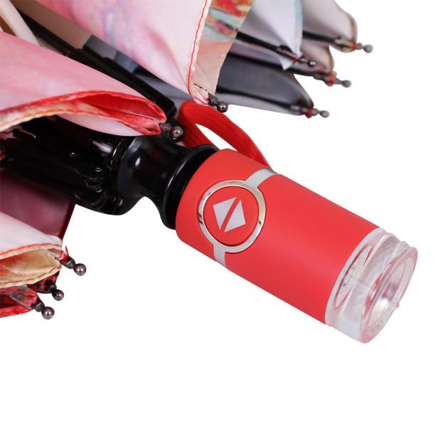 Зонт складной de esse 3130 автомат, цвет Фламенко