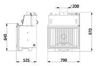Акватопка Kaw – Met W 7, 22 kW, AKVA