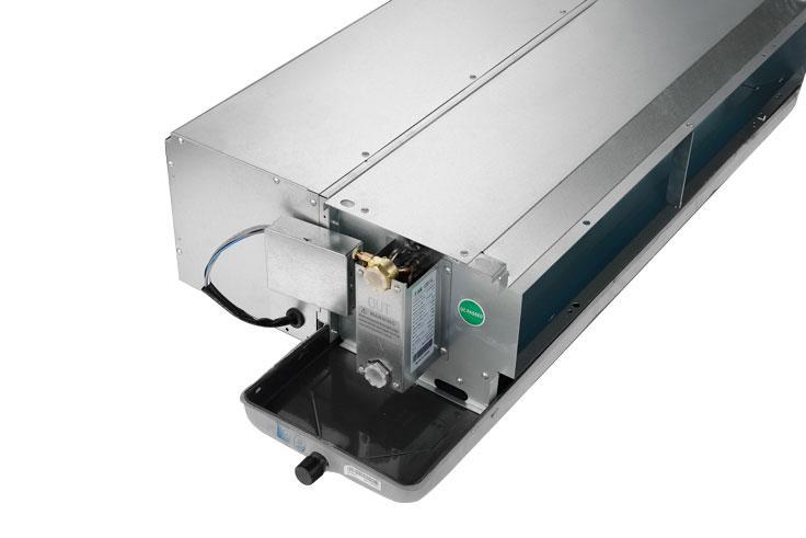 Фанкойл канальный Neoclima FX-CH 230 SX