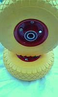Колесо Модель 3.00-4 диаметр 204 подшипник