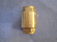 Усиленный обратный клапан 1/2 латунный высокого давления латунный шток Италия Europa Іtap