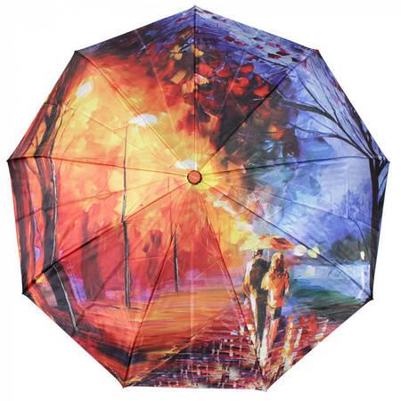 Зонт складной de esse 3122 автомат, цвет Осень