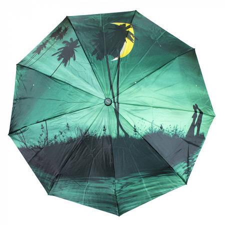 Зонт складной de esse 3122 автомат, цвет Ночь