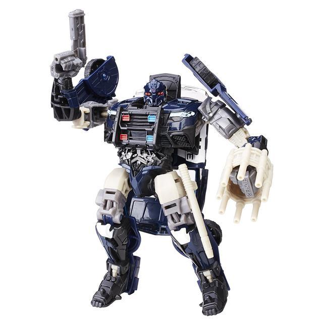 Transformers Deluxe Barricade