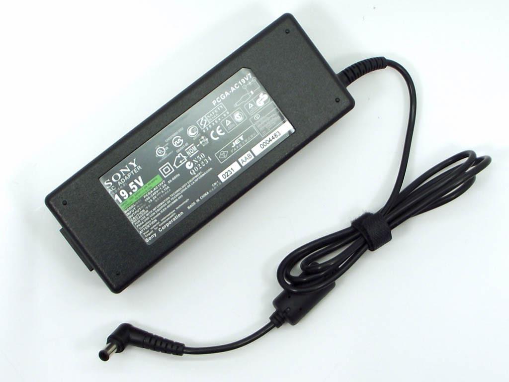Блок питания Sony 19.5V 6.15A 120W (6.5*4.0+Pin) OEM