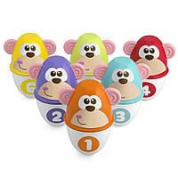 Игрушка Chicco Страйк обезьяны (05228.00)