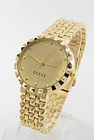 Женские наручные часы Gucci золото, Гуччи ( код: IBW103Y )