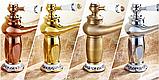 Смеситель для умывальника в ванную 3-007, фото 2
