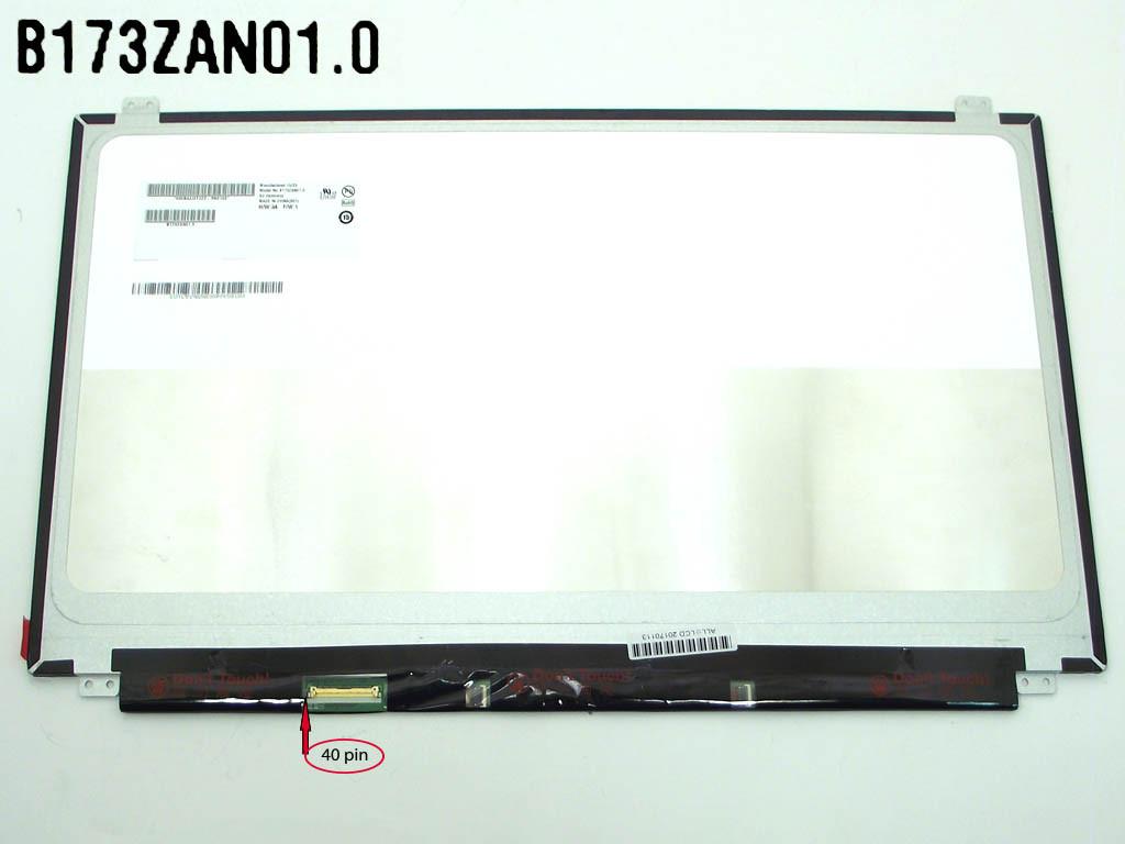 Экран, дисплей 17.3