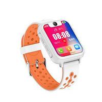 """Детские умные часы SUNROZ Q760 Watch X смарт-часы с GPS 3G 1.54"""""""" Белый (SUN0616)"""