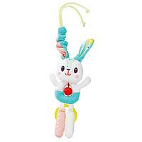 Игрушка-подвеска Lilliputiens с колокольчиком Кролик Селестин